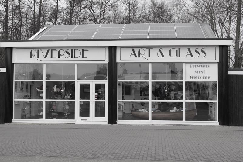 Riverside Art and Glass Usch Spettigue 2