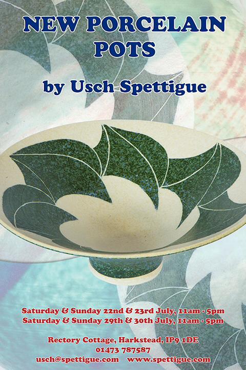 Usch Spettigue Poster Summer 2017