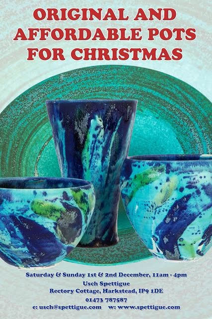 "<h3>Original and affordable Pots for Christmas 2017</h3>    <p><strong>Saturday & Sunday 1st and 2nd December 2018, 11am-4pm</strong><br><strong> Rectory Cottage, Harkstead, IP9 1DE</strong></p> "" class=""wp-image-712″/></figure>  <div class="
